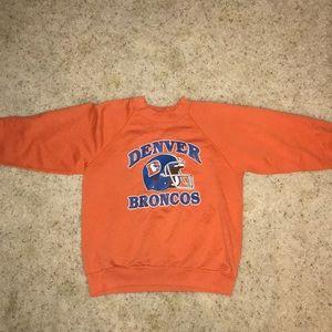 🏈Vintage Denver Broncos Sweater🏈